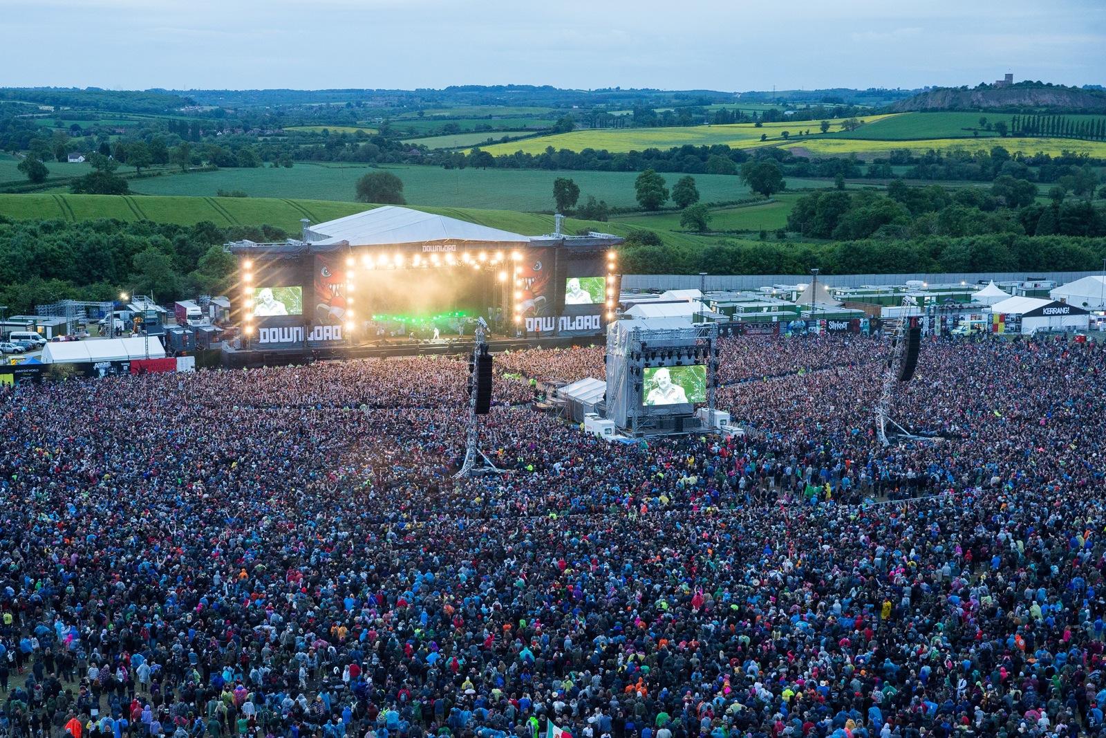 2019 download festival