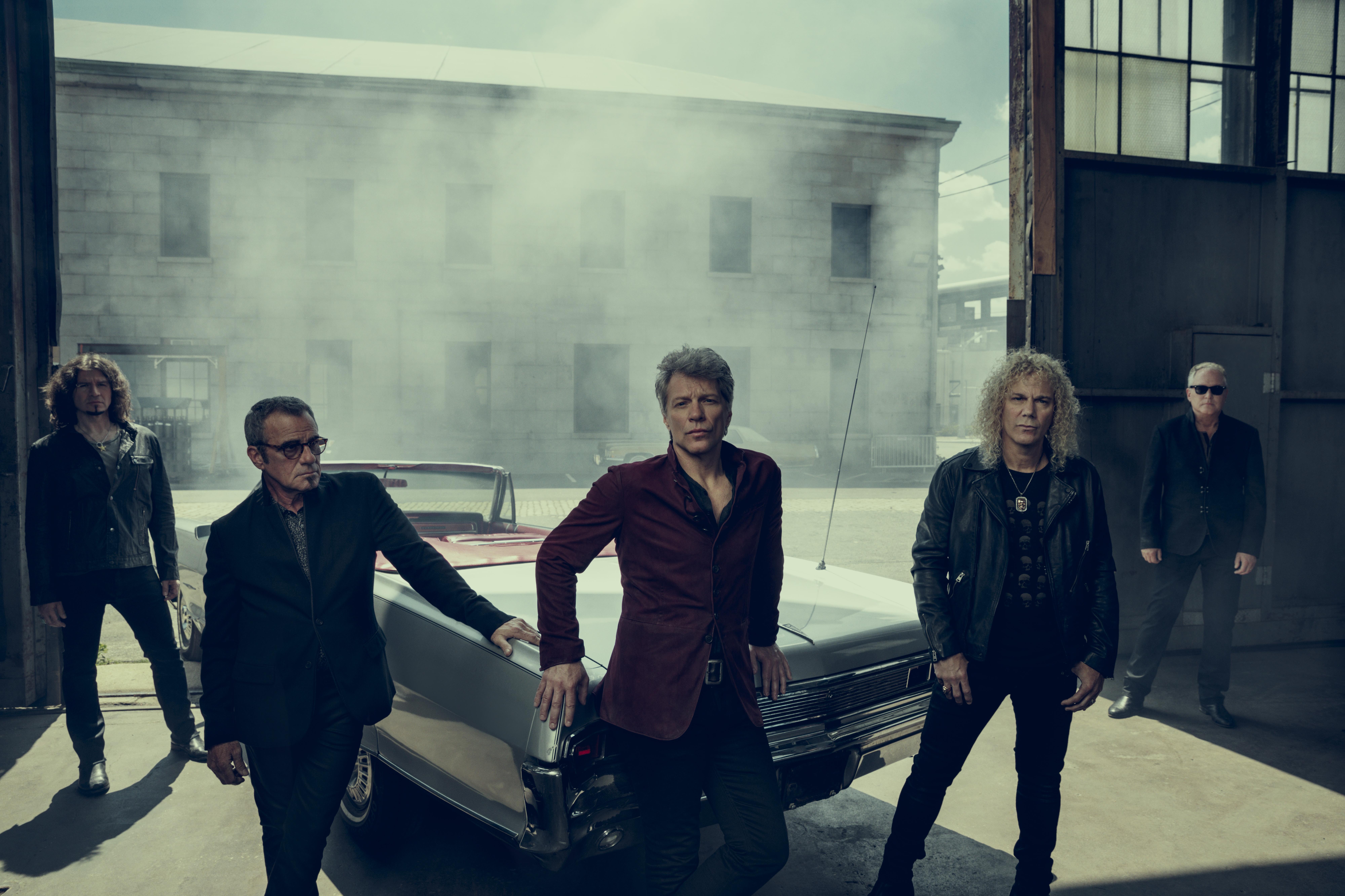 Bon Jovi announce European tour for 2019 | Festileaks com